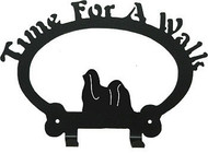 Dog Leash Holder - Lhasa Apso