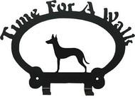 Dog Leash Holder - Manchester Terrier