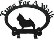 Dog Leash Holder - Norwich Terrier