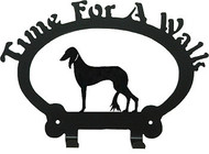 Dog Leash Holder - Saluki