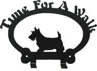 Dog Leash Holder - Scottish Terrier