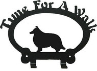 Dog Leash Holder - Sheltie