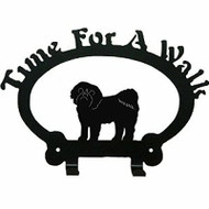 Dog Leash Holder - Shih Tzu
