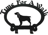 Dog Leash Holder - Springer Spaniel