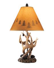 Derek Brown Poly Table Lamp