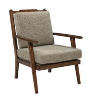 Dahra Jute Accent Chair