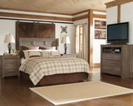 Juararo 3 Pc.Queen Panel Bedroom Collection