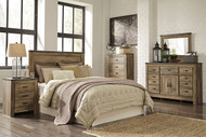 Trinell 3 Pc.Queen Bedroom Collection