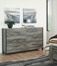 Cazenfeld Black/Gray Dresser