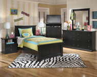 Maribel 5 Pc. Twin Bedroom Collection