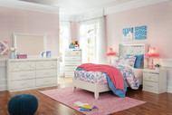 Dreamur Champagne 4 Pc. Twin Bedroom Collection