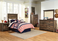 Trinell 4 Pc. Twin Bedroom Collection