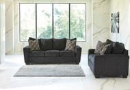 Wixon Slate Sofa & Loveseat