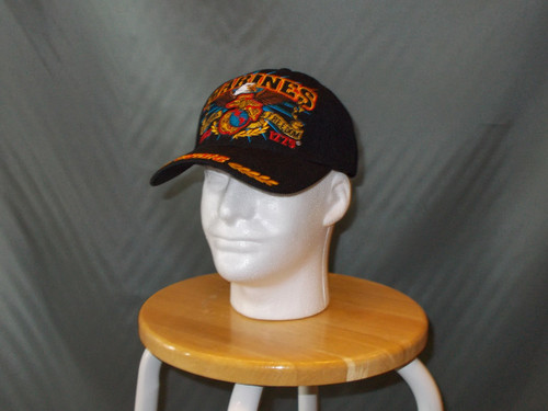 MARINES DEFENDER  BALL CAP