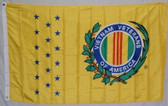 VIETNAM VETERANS OF AMERICA 3X5' S-POLY FLAG