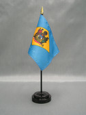 """DELAWARE  4X6"""" TABLE TOP FLAG"""