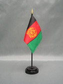 "AFGHANISTAN 4X6"" TABLE TOP FLAG"
