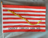 FIRST NAVY JACK  3X5' S-POLY FLAG
