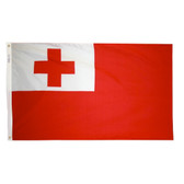 TONGA NYLON FLAGS 2X3' TO 5x8'