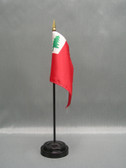 """CONTINENTAL 4X6"""" TABLE TOP FLAG"""