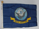 "US NAVY NYLON FLAGS 12X18"" TO 8x12'"