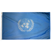 193 UN MEMBER COMPLETE SET OF S-POLY FLAGS 3X5' IMPORTED