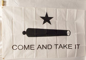 COME AND TAKE IT (CANNON) 3X5' S-POLY FLAG