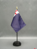 """BUNKER HILL 4X6"""" TABLE TOP FLAG"""