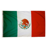 20 LATIN AMERICA COMPLETE SET OF S-POLY FLAGS 3X5'