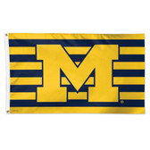 U of M STAR AND STRIPES 3X5' FLAG