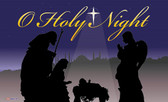 O HOLY NIGHT CHRISTMAS 3X5' FLAG