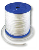 """SOLID BRAID POLYESTER 5/16"""" ROPE 1000 FOOT SPOOL"""