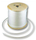 "POLYESTER WIRE CENTER CORD  5/16"" ROPE 1000 FOOT SPOOL"