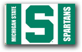MSU SPARTANS 3X5' PRINTED FLAG