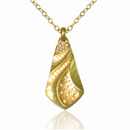 Kita Pendant from Keiko Mita's Sand Dune Collection