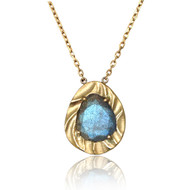 Ocean Dream Pebble Pendant from Keiko Mita's Sand Dune Collection