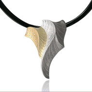 """Prospect"" Pin/Pendant from Keiko Mita's Sand Dune Collection"