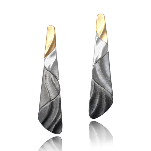 Medi Ombre Earrings by K.Mita
