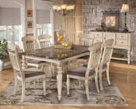 Ashley Manadell Dining Room Set