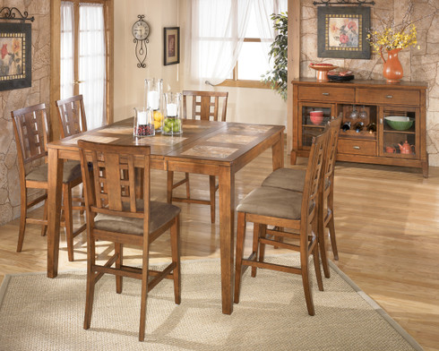 ... Ashley Tucker Dining Room Set. Image 1 Nice Design