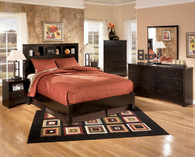 Ashley Kendi Bedroom Set