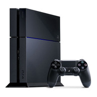 Sony PS4 Black