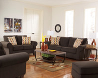 Ashley Deandre Java Living Room Set