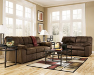 Ashley Dominator Cafe 7 PC Living Room Package