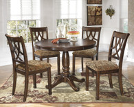 Ashley Leahlyn Round Dining Room Set