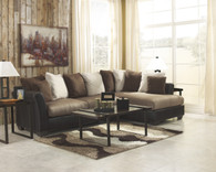 Ashley Masoli Mocha Sofa Set