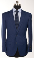 RSA French Blue Sharkskin Suit