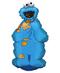 "14"" Mini-Shape Cookie Monster"