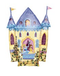 "14"" Mini-Shape Princess Castle"