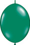 """12"""" Quick Link - Emerald Green"""